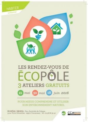 Les rendez-vous de l'Ecopôle